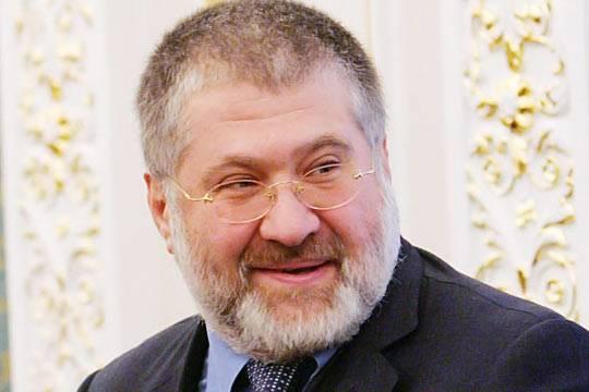Бывший губернатор Днепропетровской области Игорь Коломойский