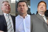Бывшего губернатора равным образом постыдно известного бизнесмена могут связать общим уголовным делом
