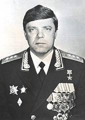 Борис Громов, председатель организации «БОЕВОЕ БРАТСТВО» (фото: encyclopedia.mil.ru)