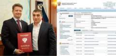 Странно уживаются страсть к наградам и необходимость банкротных зачисток компаний (Использованы материалы: dskr-1.ru)