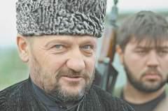 Ахмад Кадыров. фото: Валерий Матыцин/ИТАР-ТАСС