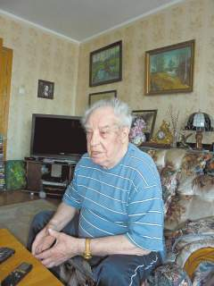 Бывший руководитель Аналитического управления КГБ СССР, генерал-лейтенант Николай Леонов.