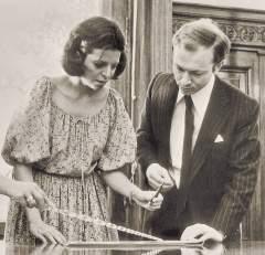 Брак советского чиновника Каузова и дочеримиллиардера Онассиса стал мировой сенсацией