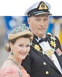 Харальд V, король Норвегии (фото: Abaca Press/ТАСС)
