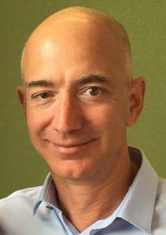 Джефф Безос, глава интернет-компании Amazon