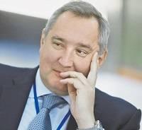 Дмитрий Рогозин (фото: Михаил Метцель/ТАСС)