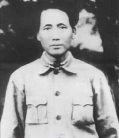 Мао Дзедун в 1931 году
