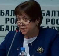 Тамара Шустрова