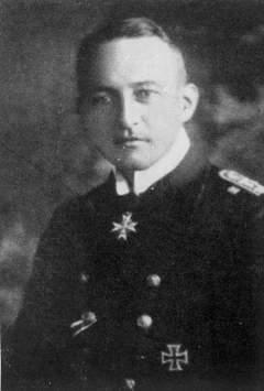 Капитан-лейтенант Вальтер Швигер. Фото: Wikipedia / Bundesarchiv, Bild 134-C1831