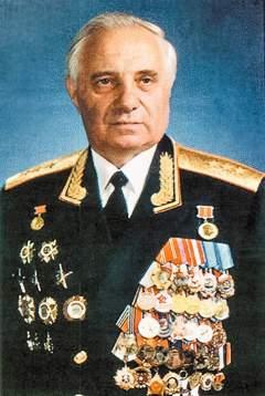 Григорий Григоренко