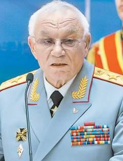 Экс-министр внутренних дел России генерал армии Анатолий Куликов