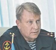Командир отдельной бригады морской пехоты Балтфлота Андрей Лазуткин
