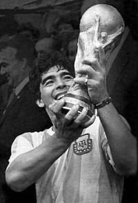 Диего Марадона (Фото: Wikimedia Commons)
