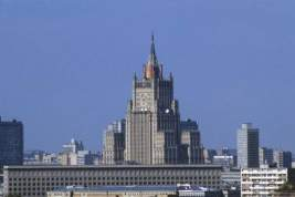 В МИД России призвали остановить военные операции на территории Ливии