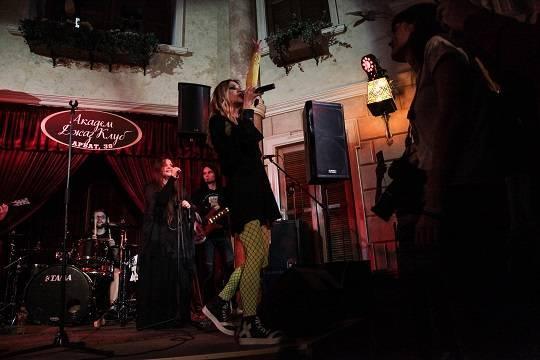 18 сентября Линда сыграет в Академ Джаз Клубе