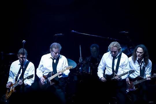 45 лет отмечаем альбому The Eagles Hotel California и одноименной знаменитой композиции