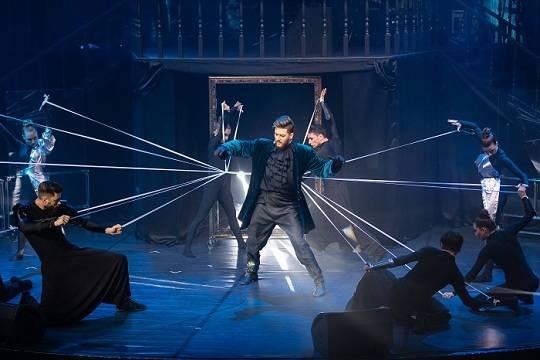 6 и 7 марта в Vegas City Hall прошли премьеры мюзикла «Замок Желаний»