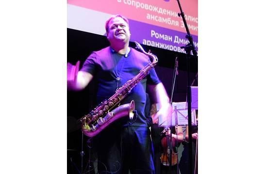7 апреля Антон Румянцев освежит Академ Джаз Клуб