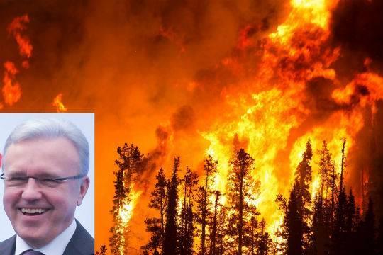 Последнее жаркое лето Александра Усса в кресле губернатора Красноярского края
