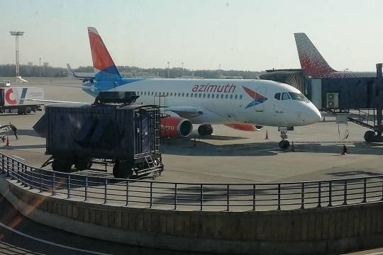 Авиакомпании Победа и Азимут сумели остаться прибыльными даже на фоне пандемии коронавируса