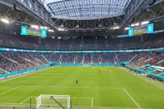 Черчесов заявил об игре по плану после поражения в матче со сборной Бельгии