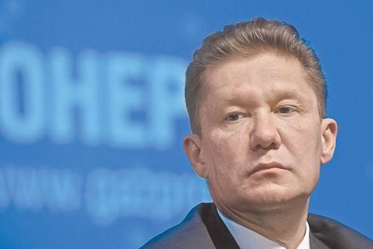 «Газпром» ищет способы избежать крушения?