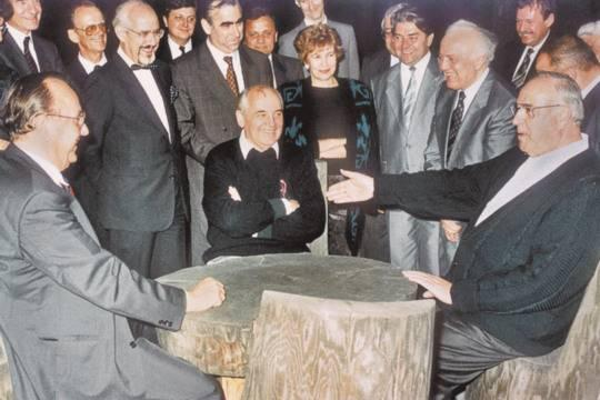 Как рушился «советский блок» в Восточной Европе