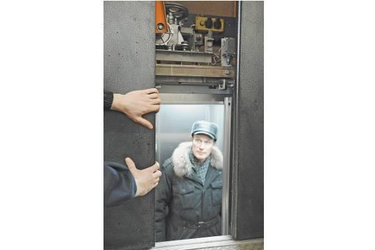 Каждый третий лифт в России небезопасен