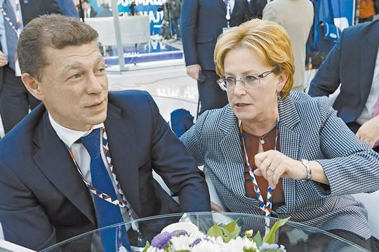 Кого накажут за провал майских указов? фото: Валерий Матицын/ТАСС