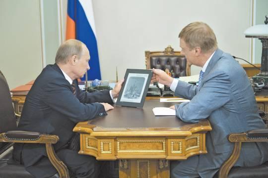 Кто выдавал желаемое за действительное, глядя президенту в глаза фото: Яна Лапикова/РИА Новости