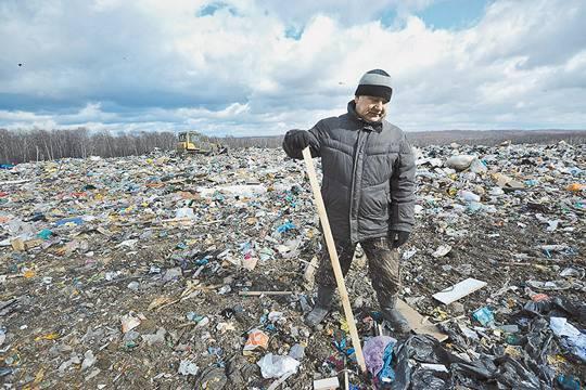 «Мусорная реформа» обогащает коммунальщиков. фото: Валерий Титлевский/Коммерсантъ