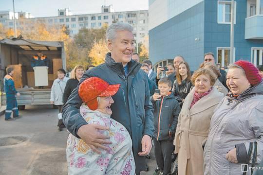 Новое жильё получат более миллиона москвичей