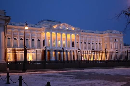 Обеспечение безопасности Русского музея оставляет желать лучшего