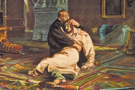 От чего умер Иван Грозный