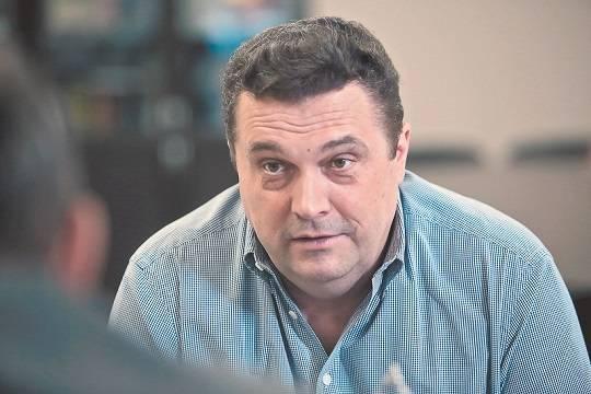 Председатель Союза журналистов России Владимир Соловьёв: Меня тоже можно было признать иностранным агентом
