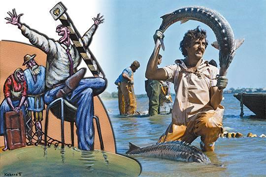 Ради чего Россия согласилась на невыгодный раздел нефтеносного озера?Темур Козаев/фото: РИА Новости