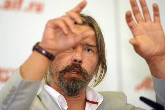 Рок-музыкант Сергей Троицкий выдвинулся по округу №43 в Мосгордуму