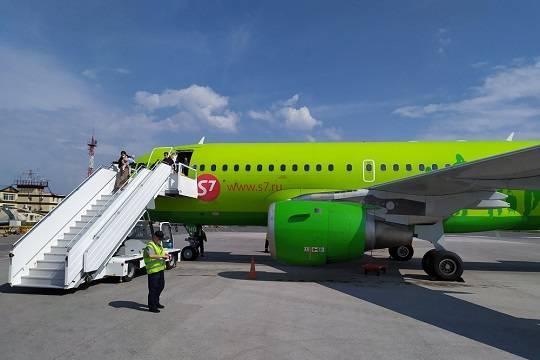 Российская авиакомпания заявила о дискриминрации при полётах за рубеж