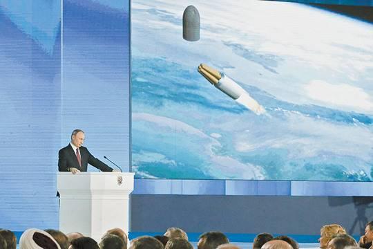 Российские перспективные системы вооружения находятся в стадии проектов