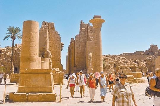 Российских туристов египтянам дали в обмен на промзону