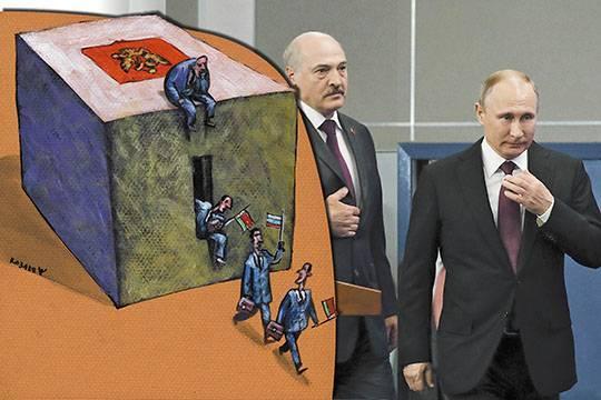 Россия может присоединить к себе Белоруссию  Темур Козаев фото  Вячеслав  Прокофьев ТАСС 682a58ef076