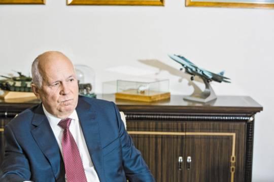 """""""Ростех"""" пытается получить из бюджета деньги на строительство новых самолётов. фото: Максим Стулов/Ведомости/ТАСС"""