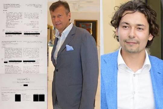 Рустэм Магдеев дал в Лондоне показания, коснувшись темы сокрытия доходов от инвестиций и привлечения криминальных авторитетов для «развития бизнеса» Graff
