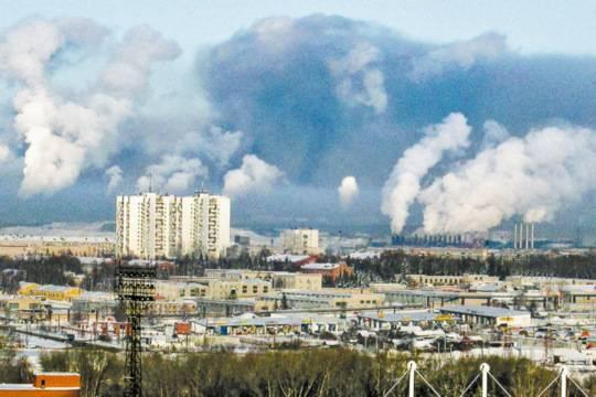 Симбиоз чиновников и крупных промышленников убивает экологию и людей
