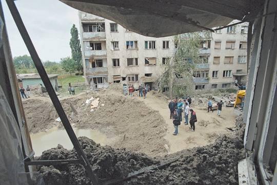 США разрывали Югославию, как сейчас Украину