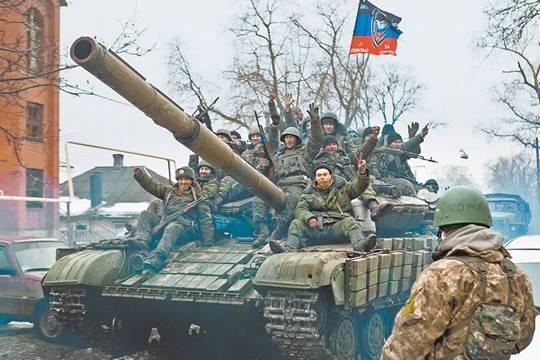 Украинские снабженцы вооружают Донбасс российской техникой