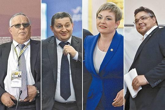 В Кремле готовят «чёрные метки» для глав регионов, не способных победить на выборах