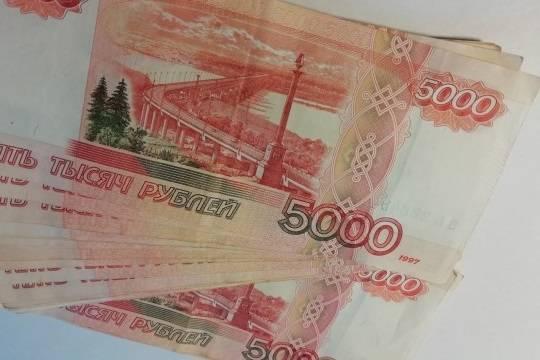 В мае россияне набрали кредитов более чем на 1 триллион рублей