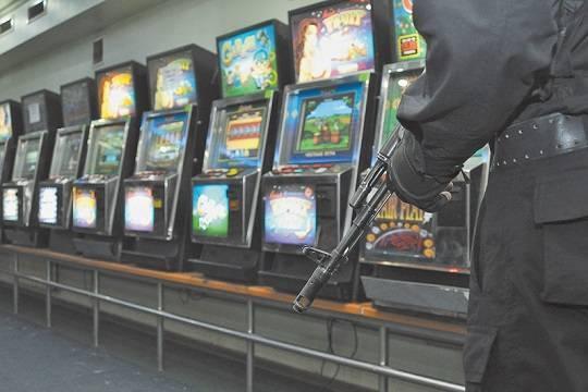 закрыли игровые автоматы победа