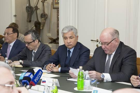 Ведущие эксперты из России и Казахстана обсудили в Москве перспективы отношений между двумя странами